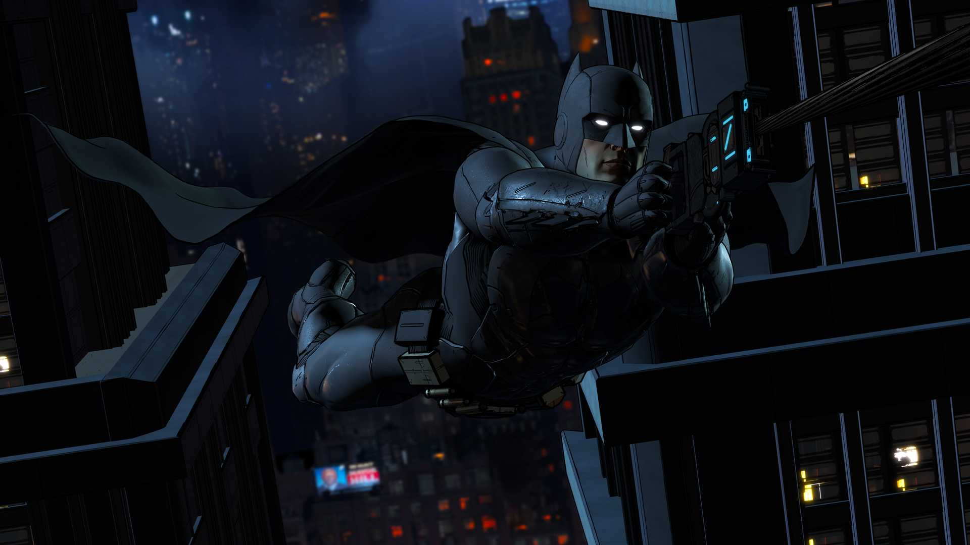 Акция в Batman - The Telltale Series