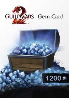 Купить ключ дешево Guild Wars 2 1200 Gems