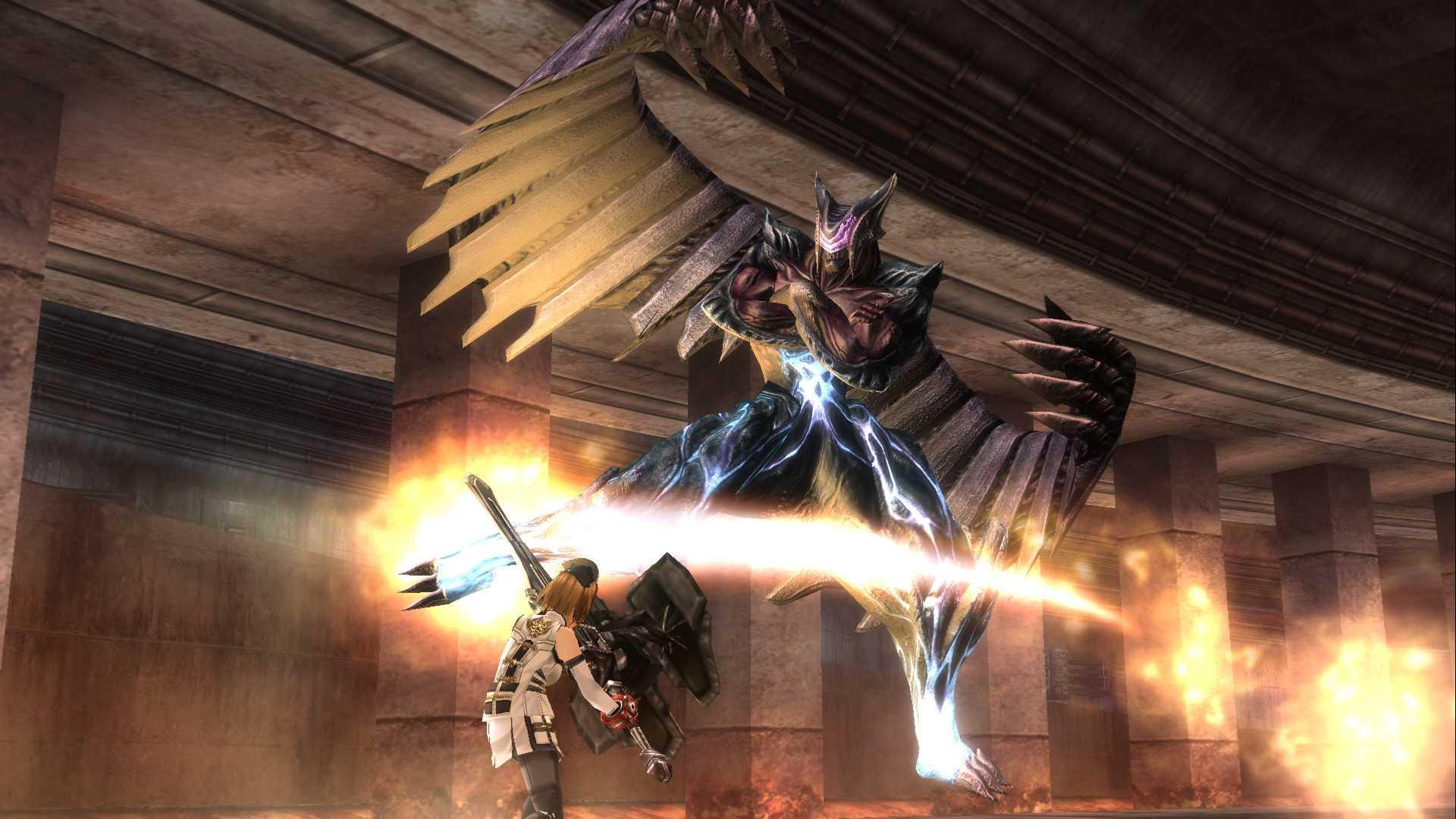 Распродажа игры GOD EATER 2 Rage Burst