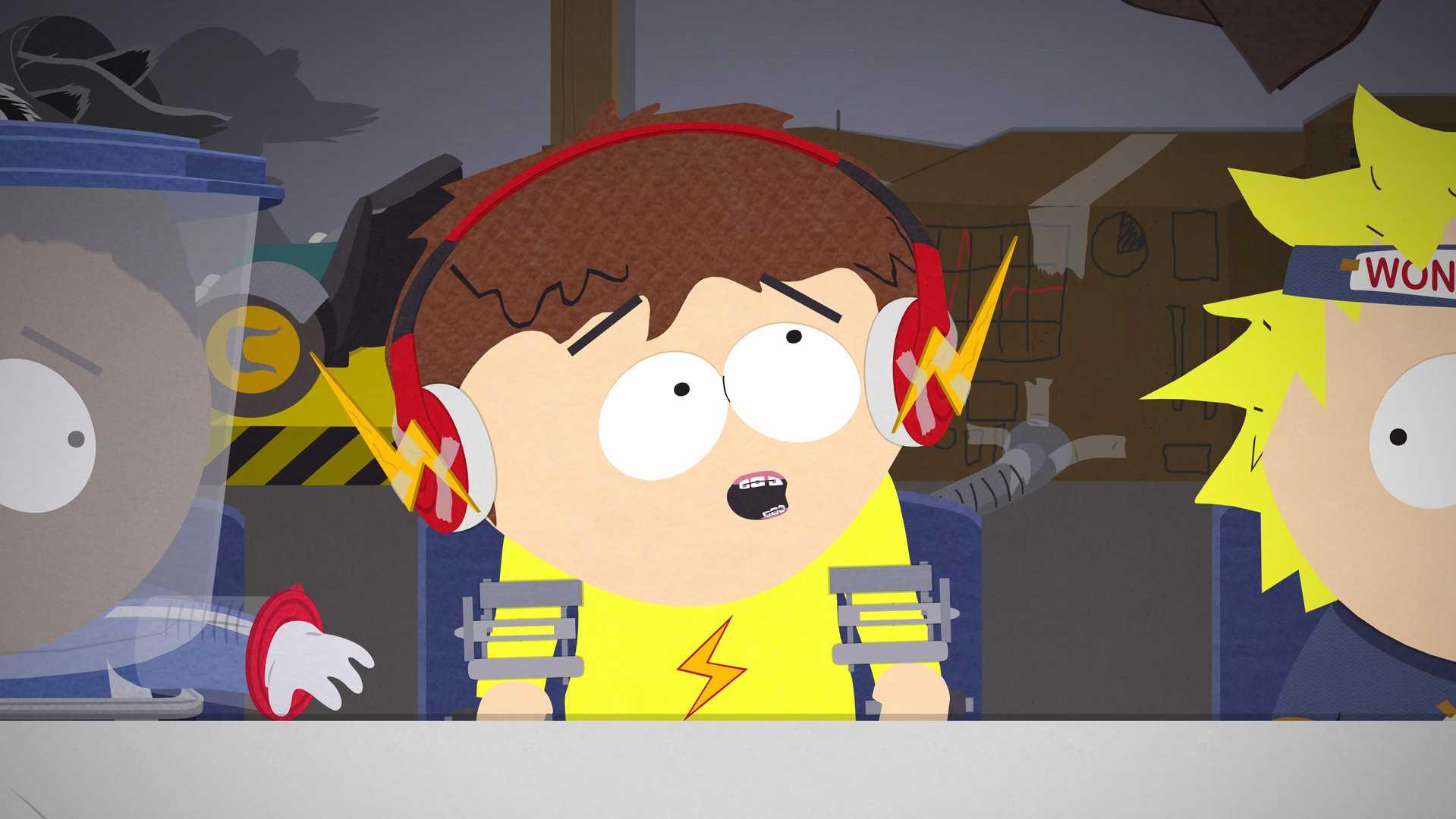 Скидка на предзаказ South Park. The Fractured but Whole
