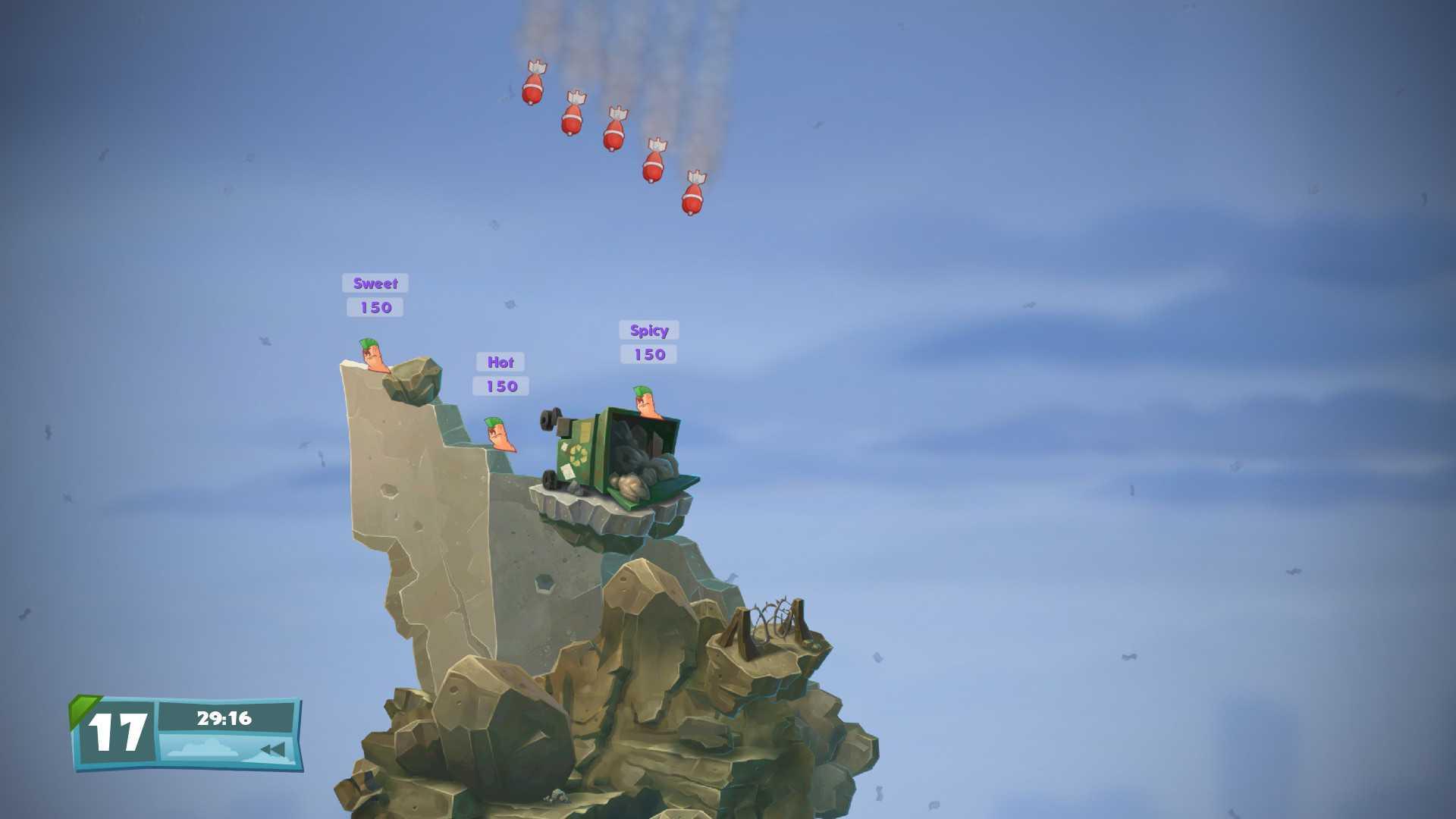 Распродажа игры Worms W.M.D