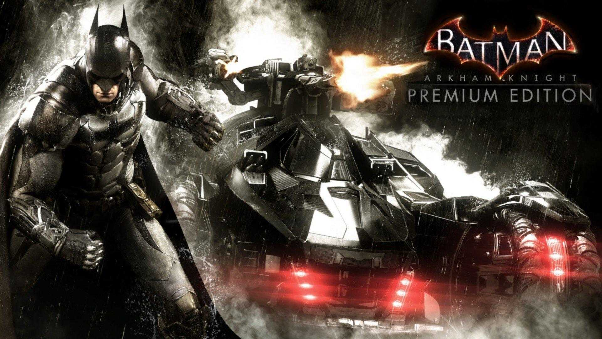 Купить Batman. Arkham Knight. Premium Edition со скидкой 67%