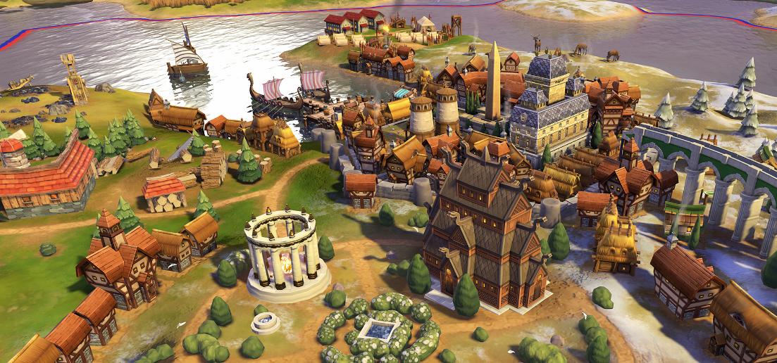 Цена Civilization 6