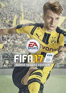 Купить FIFA 17 Super Deluxe со скидкой 22%