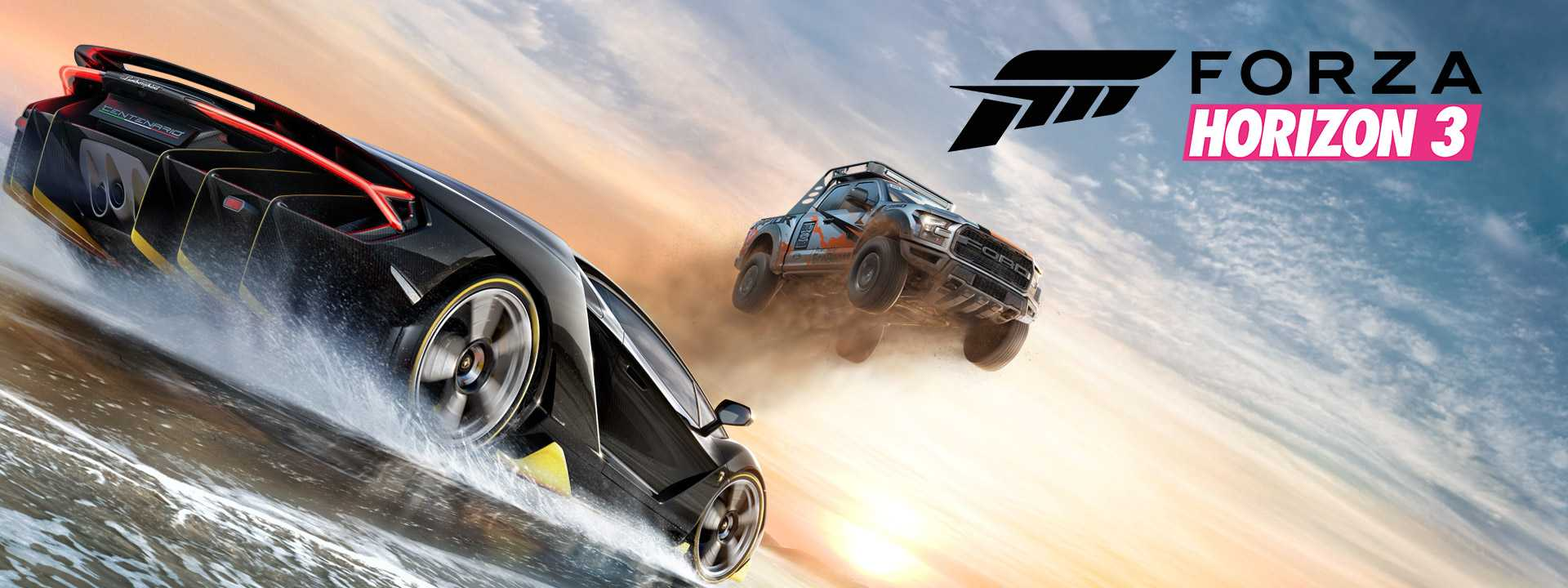 Купить Forza Horizon 3 (XBox One) со скидкой 50%