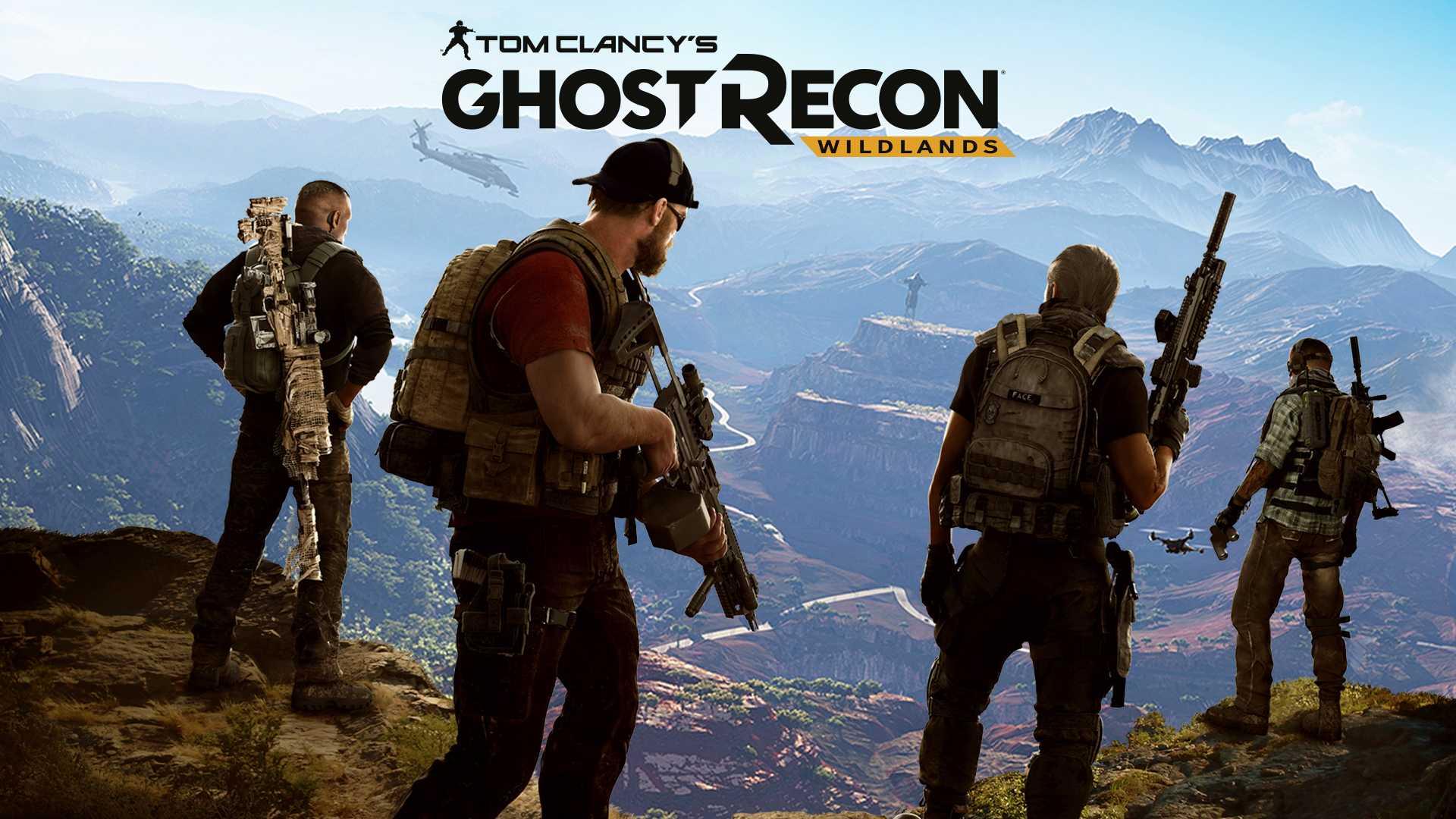 Купить Tom Clancy's Ghost Recon. Wildlands со скидкой