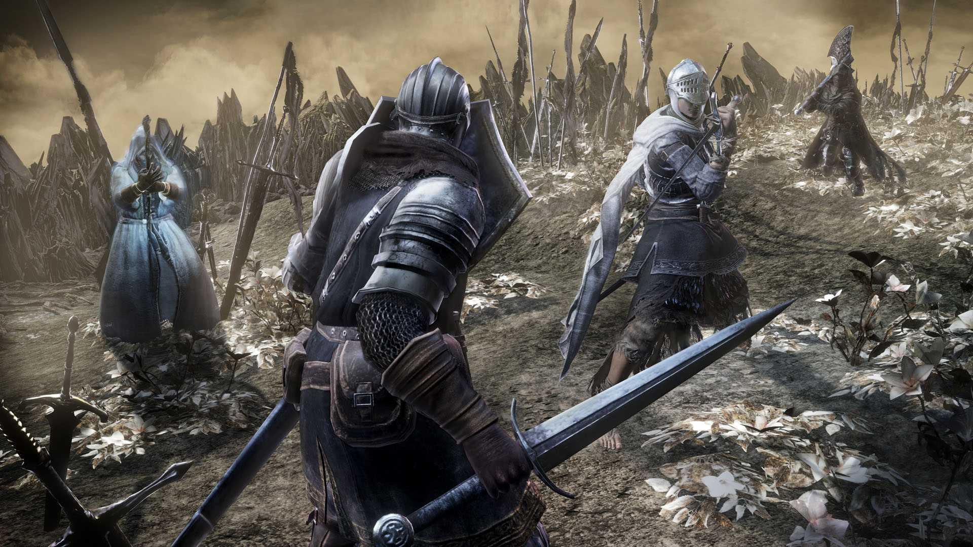 Купить Dark Souls 3. Ashes of Ariandel со скидкой
