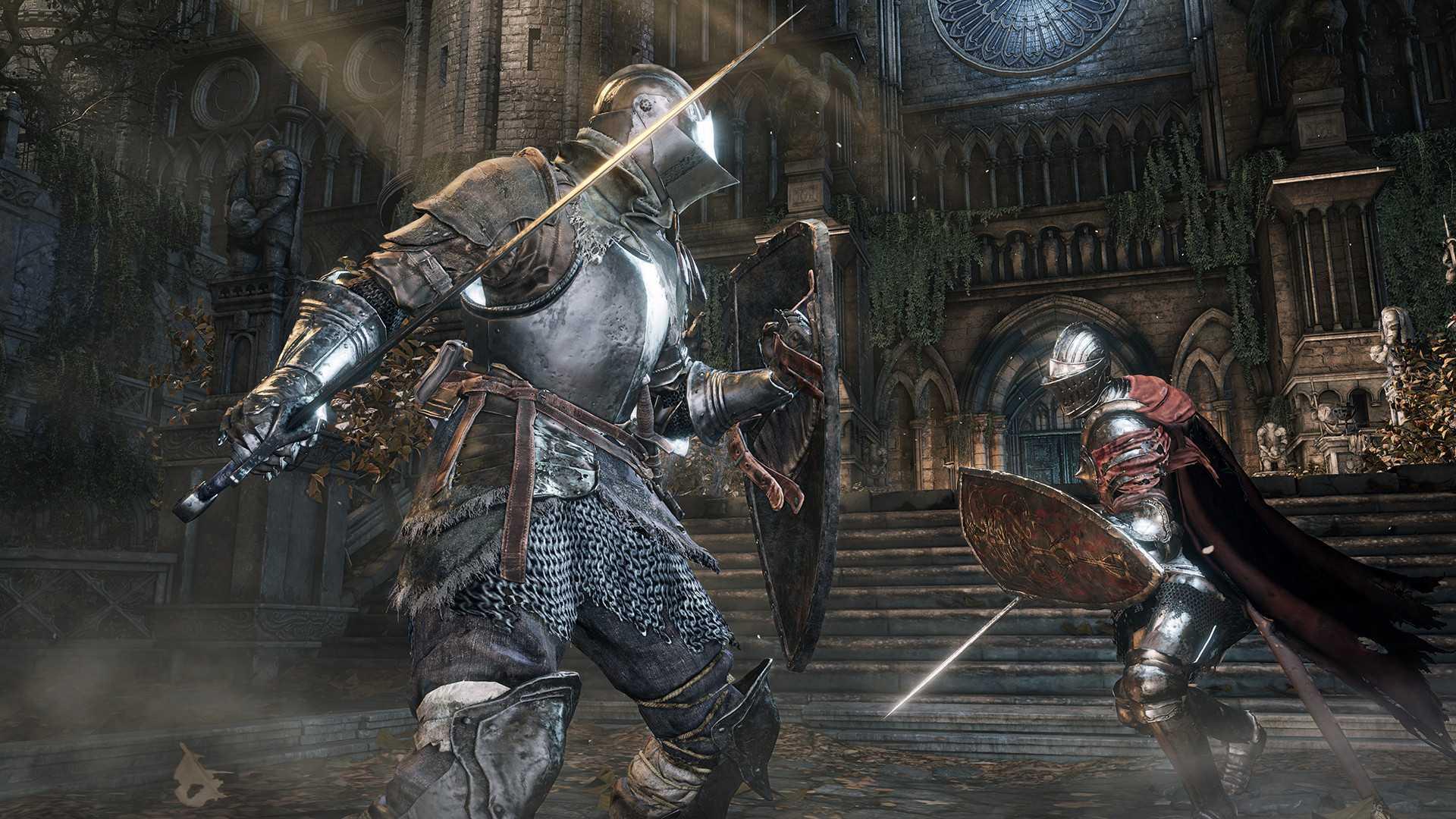 Купить Dark Souls III (PS4) со скидкой 53%