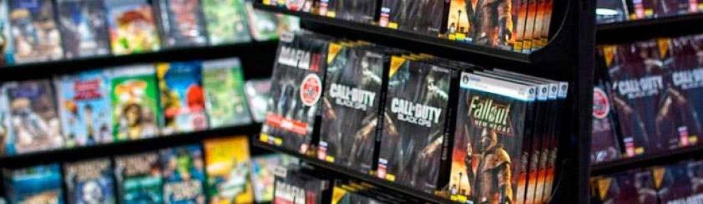 Лицензионные диски с играми