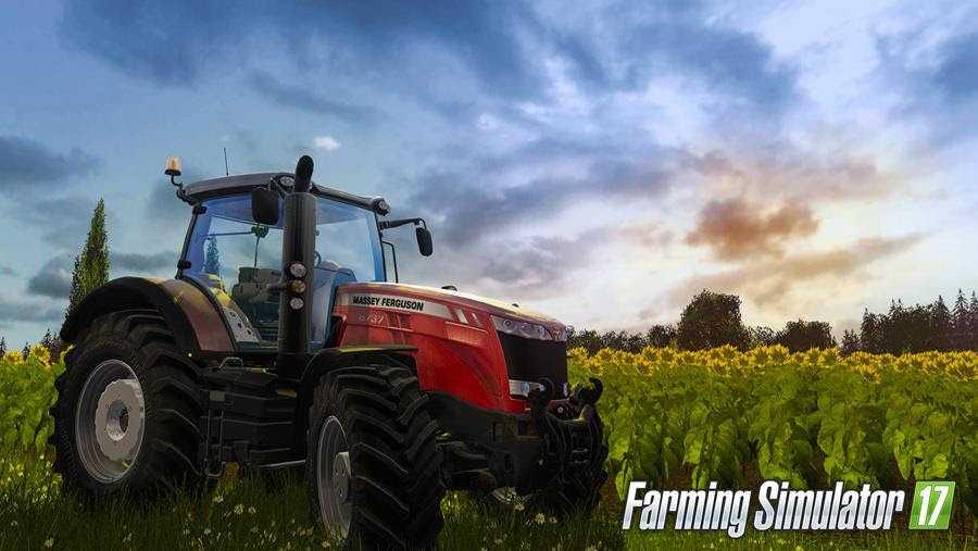 Купить со скидкой Farming Simulator 17