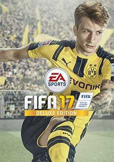 Купить Fifa 17 Deluxe со скидкой 38%