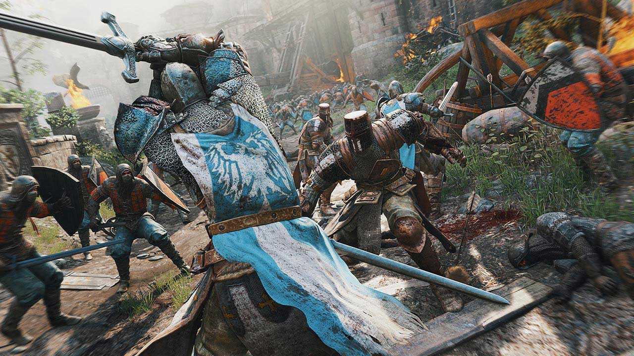 Распродажа игры For Honor