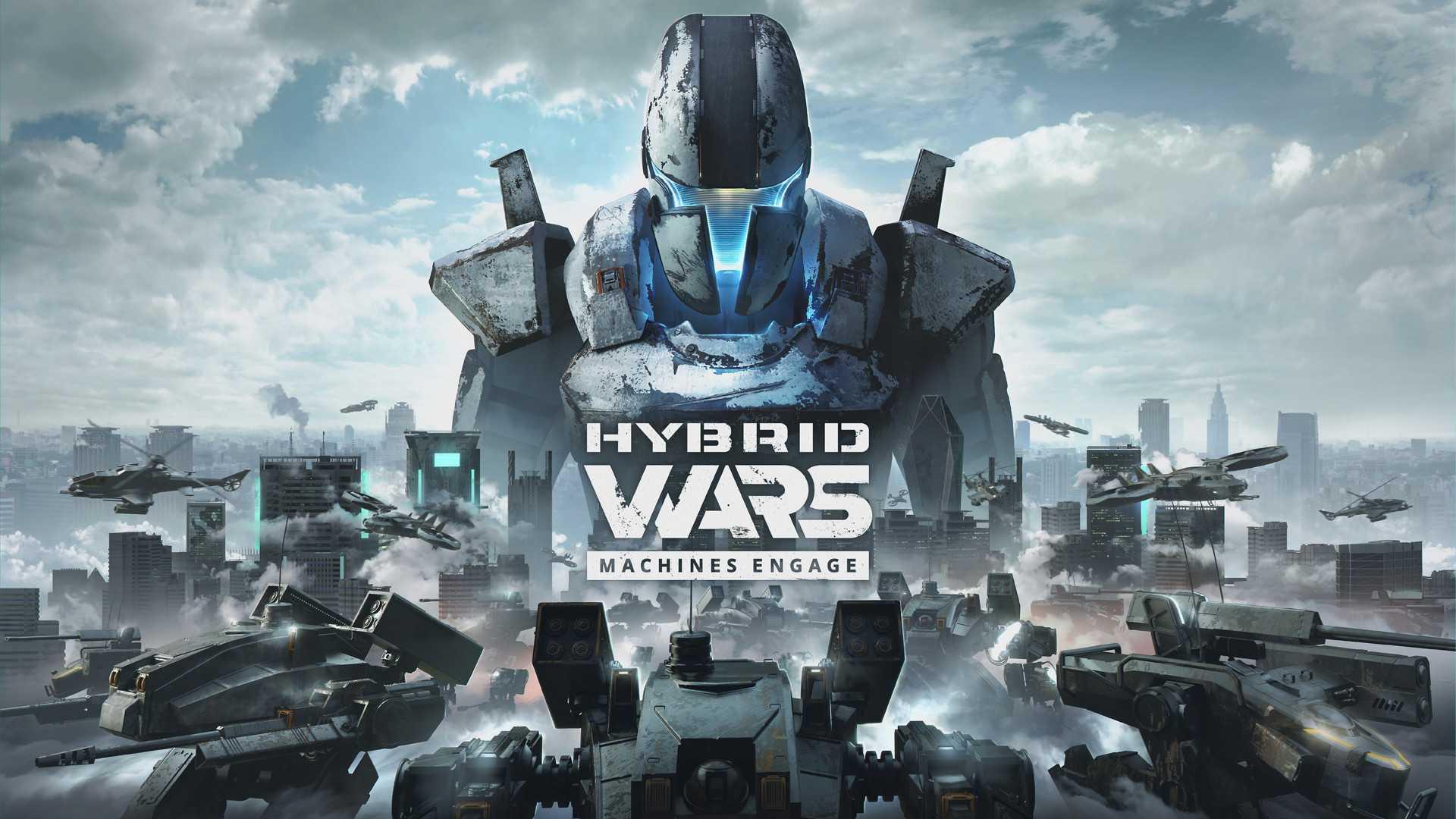 Купить со скидкой Hybrid Wars Deluxe Edition