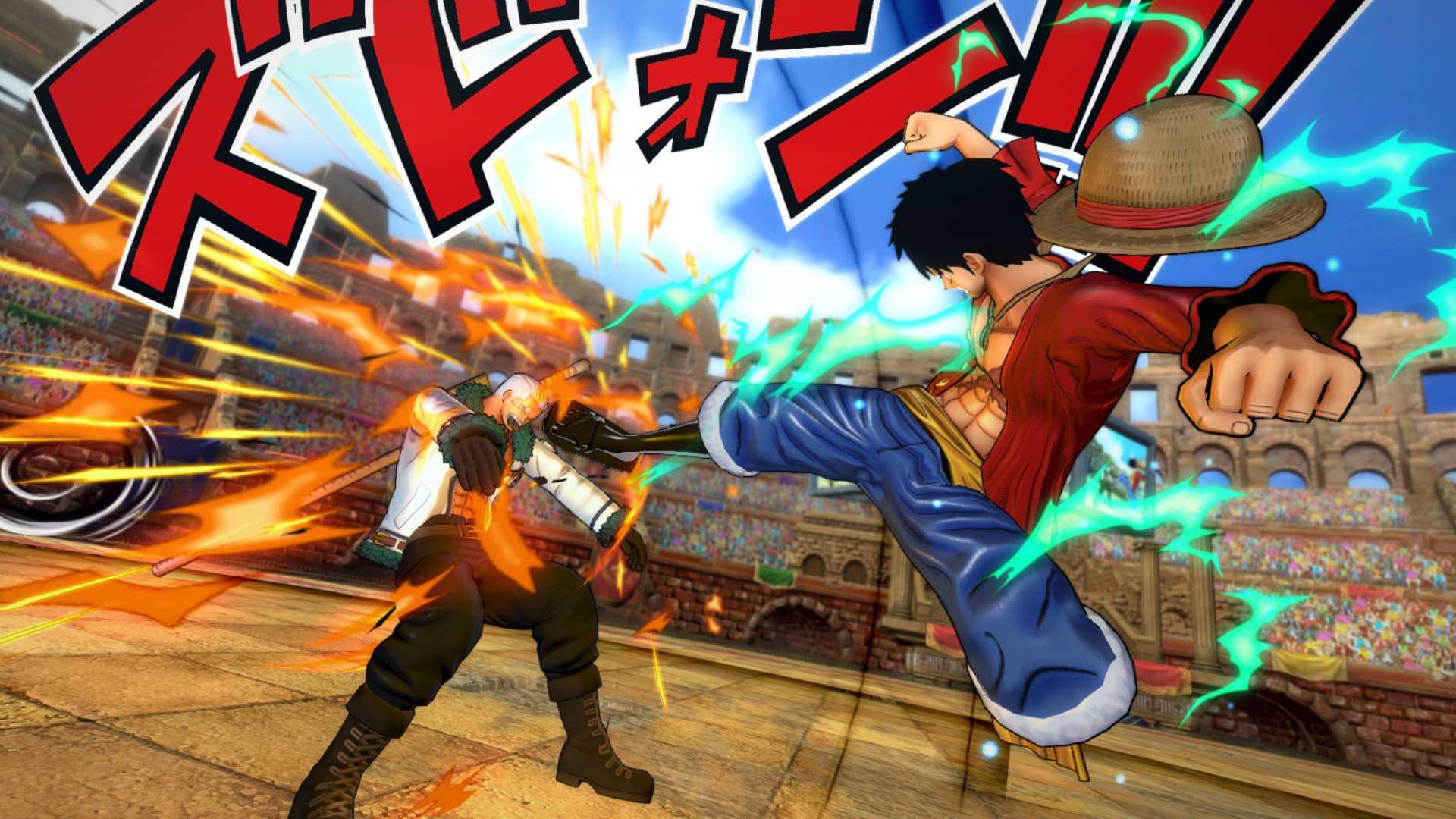 Купить дешево One Piece Burning Blood
