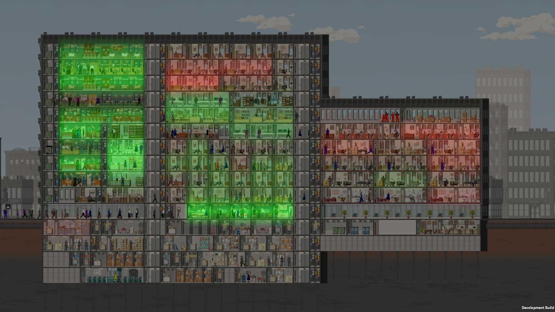 Распродажа игры Project Highrise