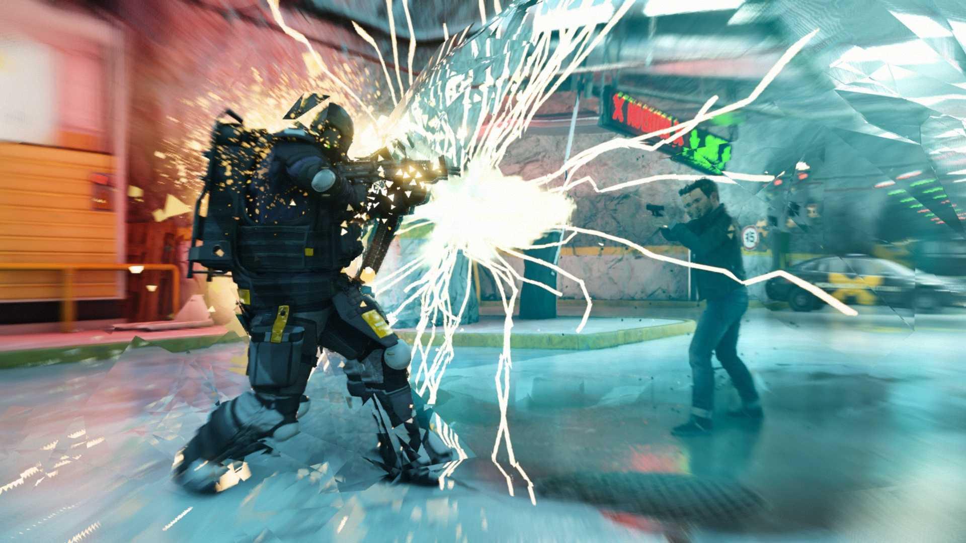 Распродажа игры Quantum Break