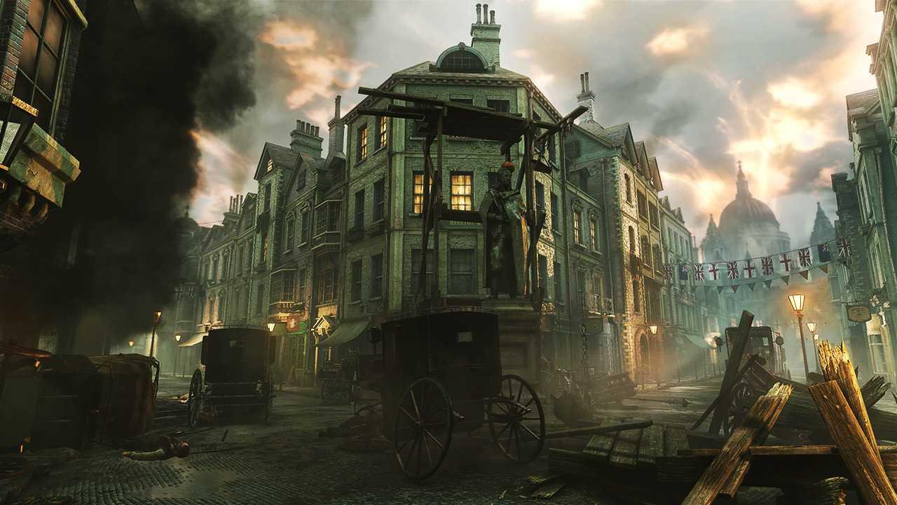 Распродажа игры Sherlock Holmes: The Devil\'s Daughter