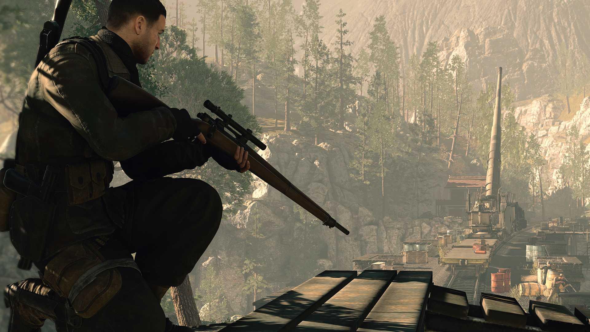 Купить со скидкой Sniper Elite 4