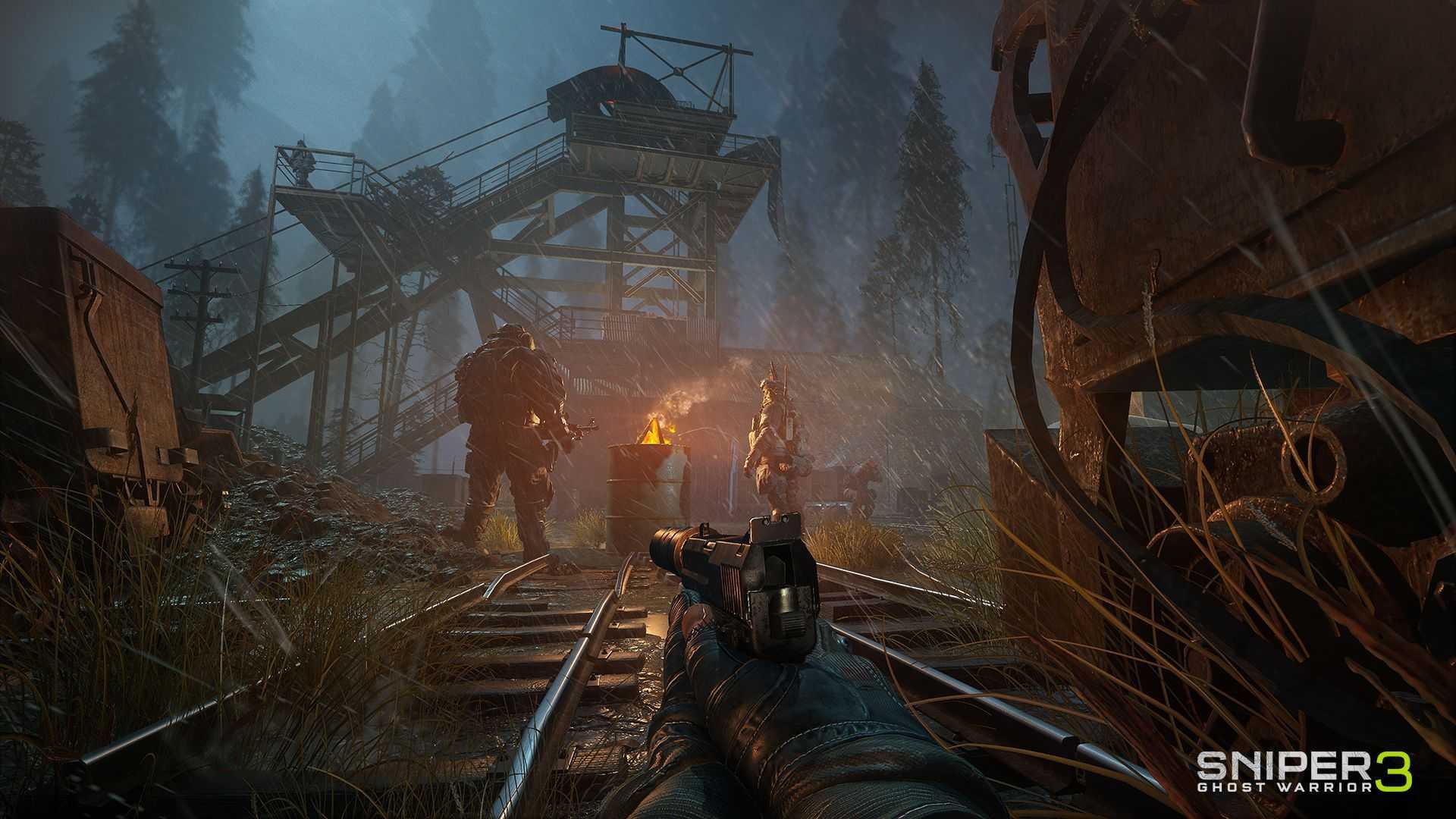 Акция в Sniper Ghost Warrior 3