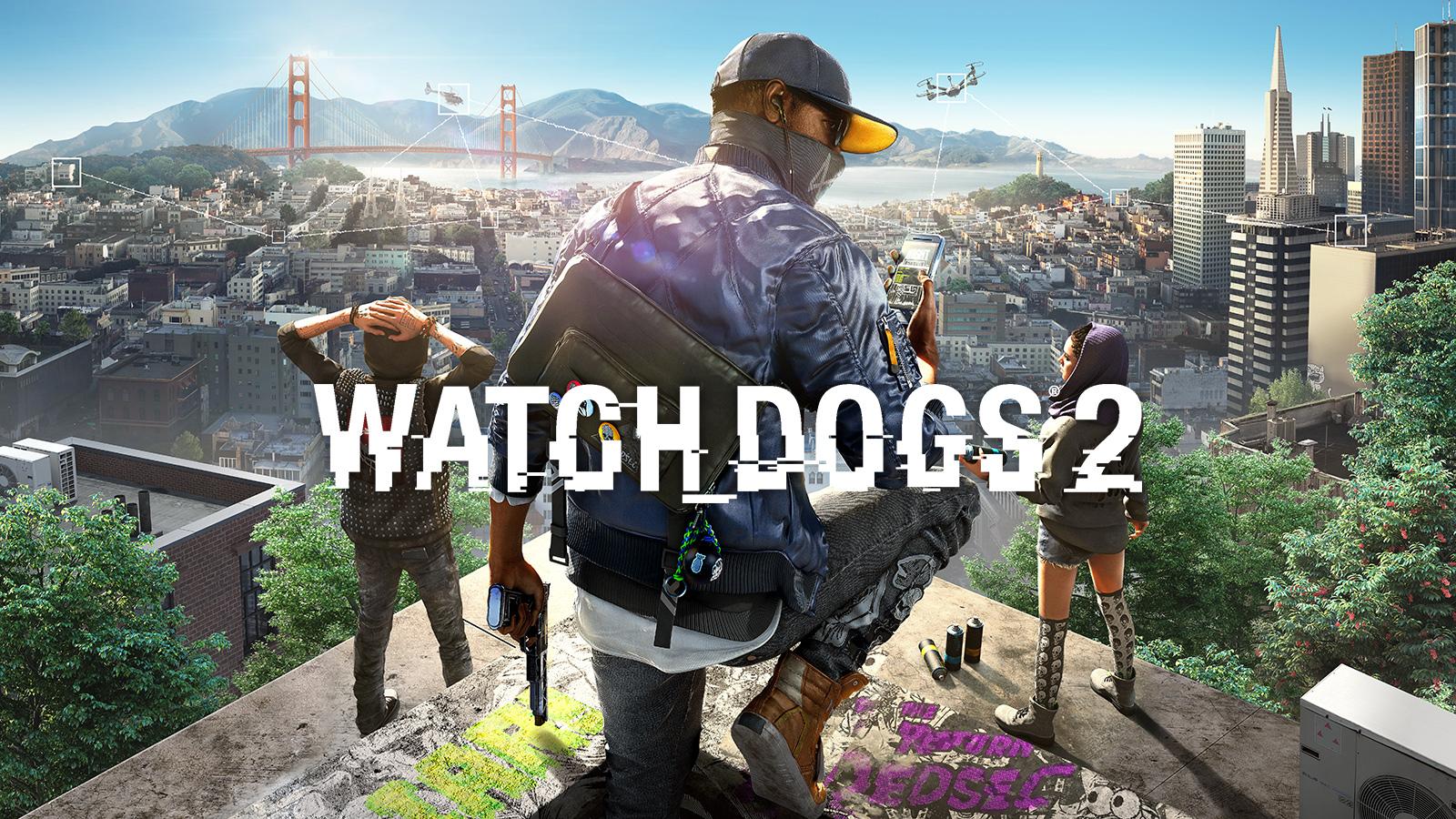 Купить со скидкой Watch Dogs 2