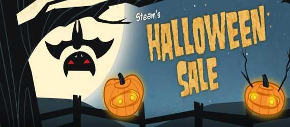 Хэллоуинская распродажа 2016 в Steam