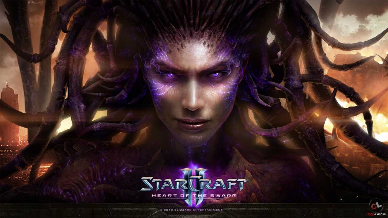 Купить StarCraft II. Heart of the Swarm дешево