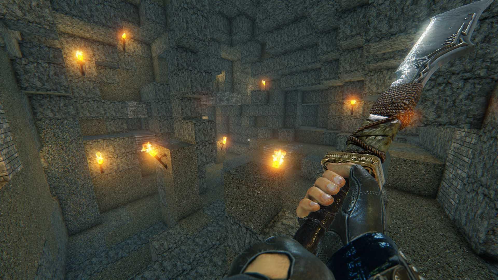 В Shadow Warrior 2 просто миллард отсылок, например, к Minecraft