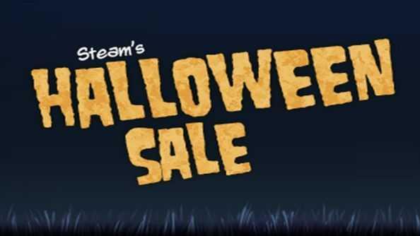 Хэллоуинская распродажа в Steam стартовала
