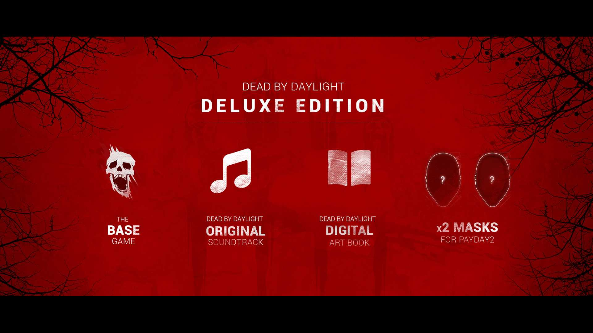 Dead by Daylight Deluxe Edition что входит