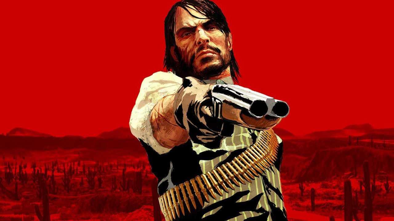 Оригинальное изображение из Red Dead Redemption