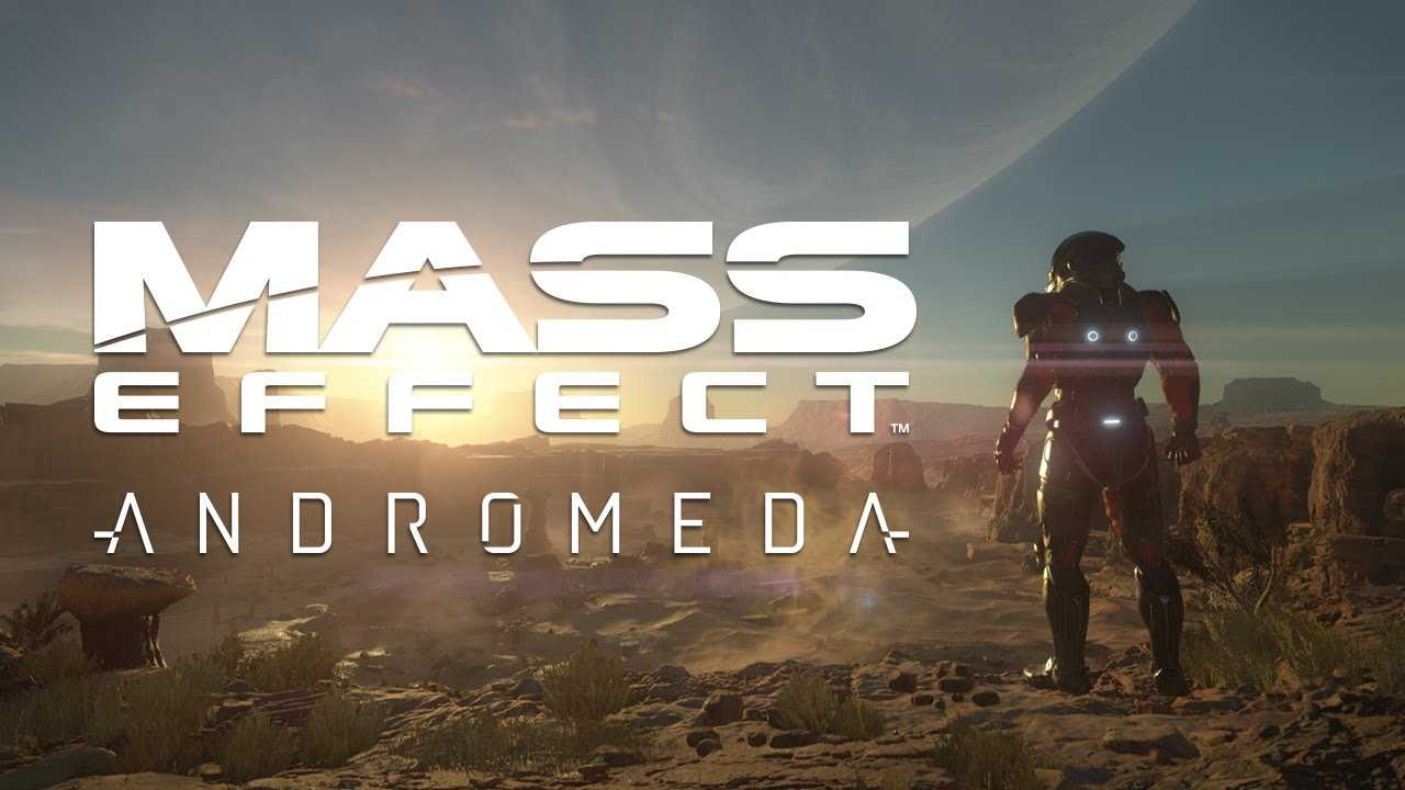 Купить Mass Effect. Andromeda дешево со скидкой