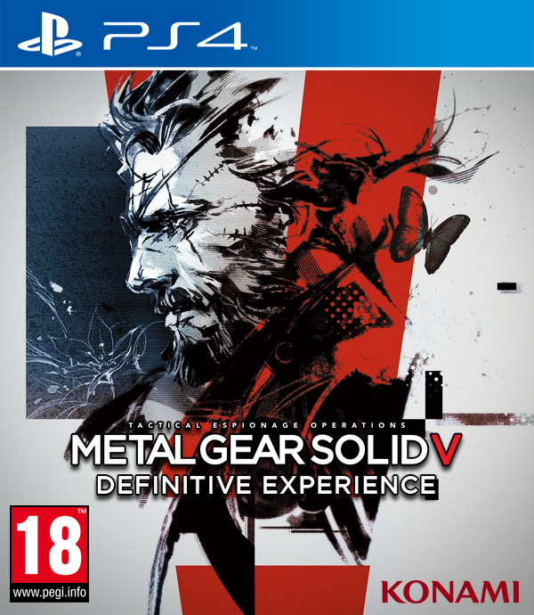 Metal Gear Solid V. The Definitive Experience (PS4)