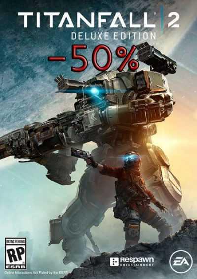 Покупка Titanfall 2 со скидкой 50%