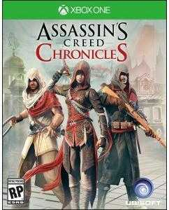 Купить Assassin's Creed Chronicles. Трилогия (Trilogy Pack) (Xbox One) со скидкой 25%