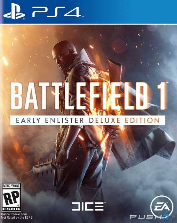 Купить Battlefield 1 (PS4) со скидкой 38%