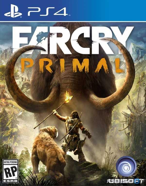 Купить Far Cry Primal. Специальное Издание (PS4) со скидкой 41%