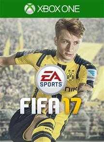 Купить FIFA 17 (XBox One) со скидкой 52%