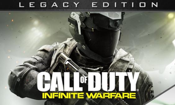 Купить со скидкой Call of Duty: Infinite Warfare Legacy Edition