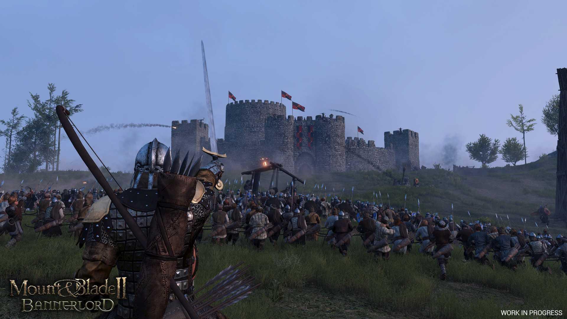 Покупка Mount and Blade II: Bannerlord дешево и со скидкой