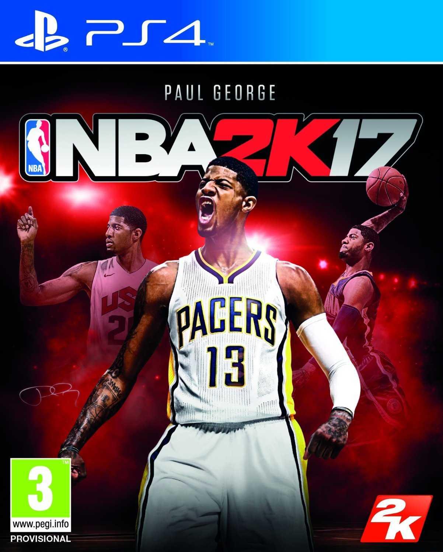 Купить NBA 2K17 (PS4) со скидкой 20%