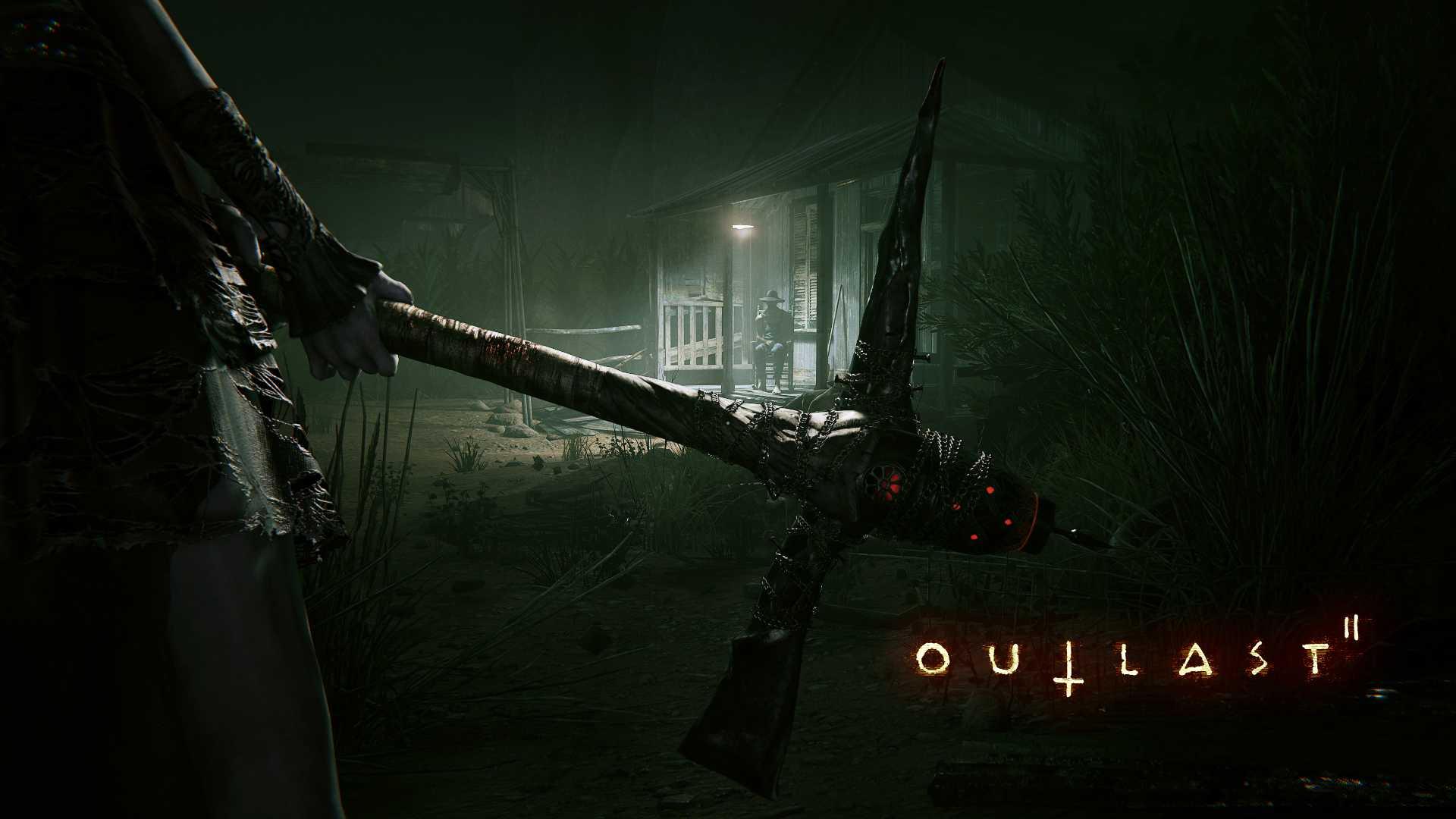 Скидки в Outlast 2