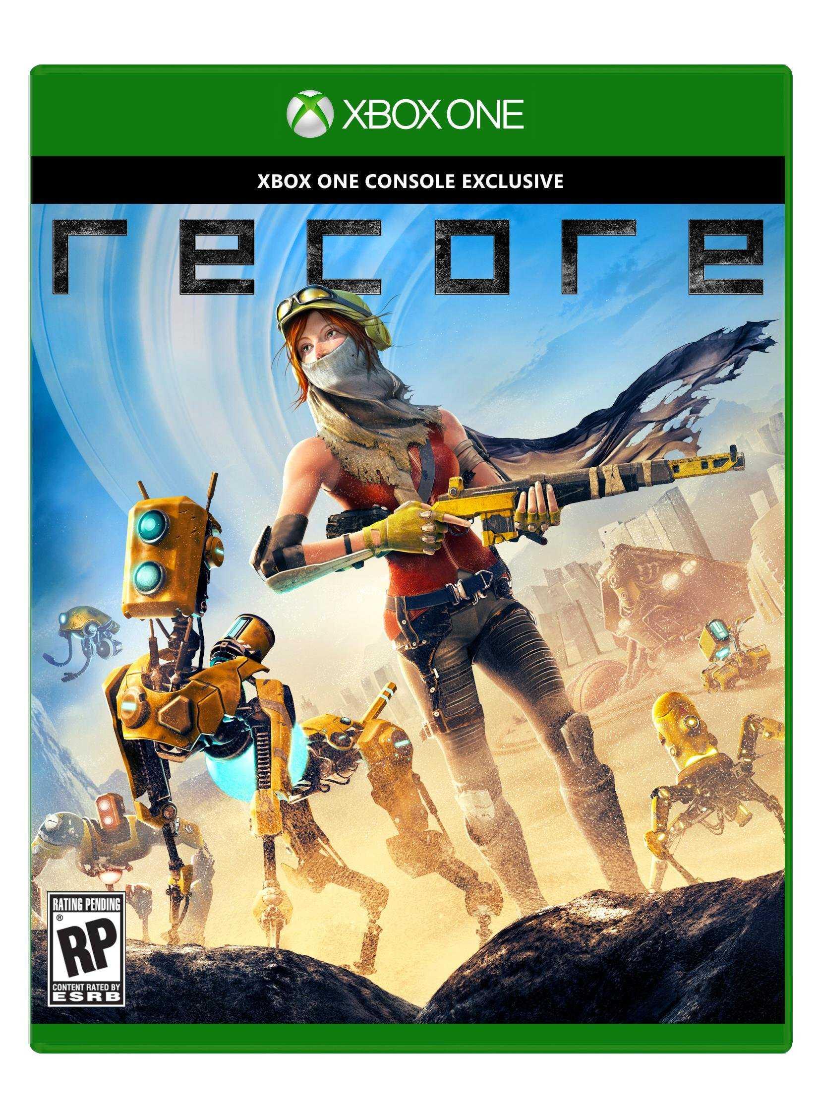 Купить ReCore (Xbox One) со скидкой 48%