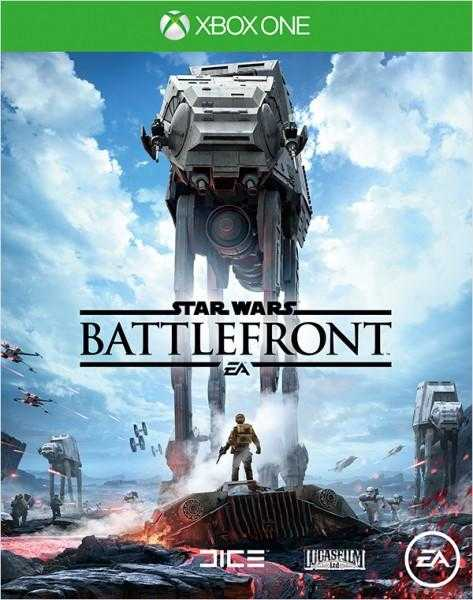 Star Wars. Battlefront (Xbox One)