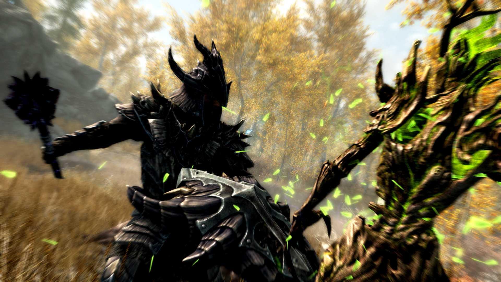 Акция в The Elder Scrolls V: Skyrim Special Edition