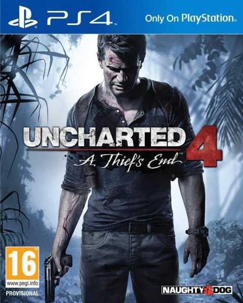 Uncharted 4. Путь вора (PS4)