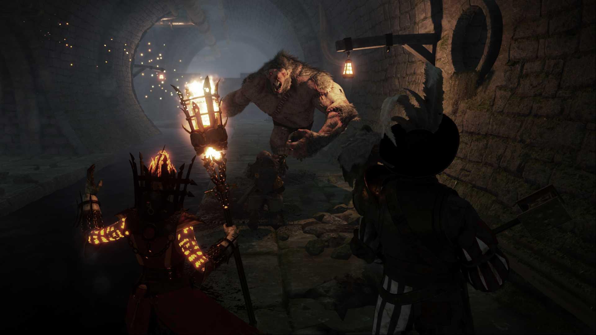 Распродажа игры Warhammer: End Times - Vermintide