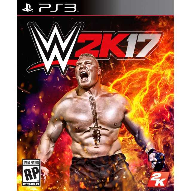 Купить WWE 2K17 (PS3) со скидкой 50%
