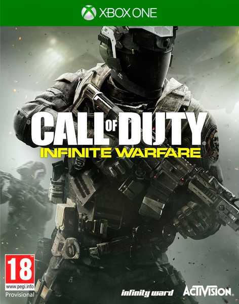 Купить Call of Duty. Infinite Warfare (Xbox One) со скидкой 38%
