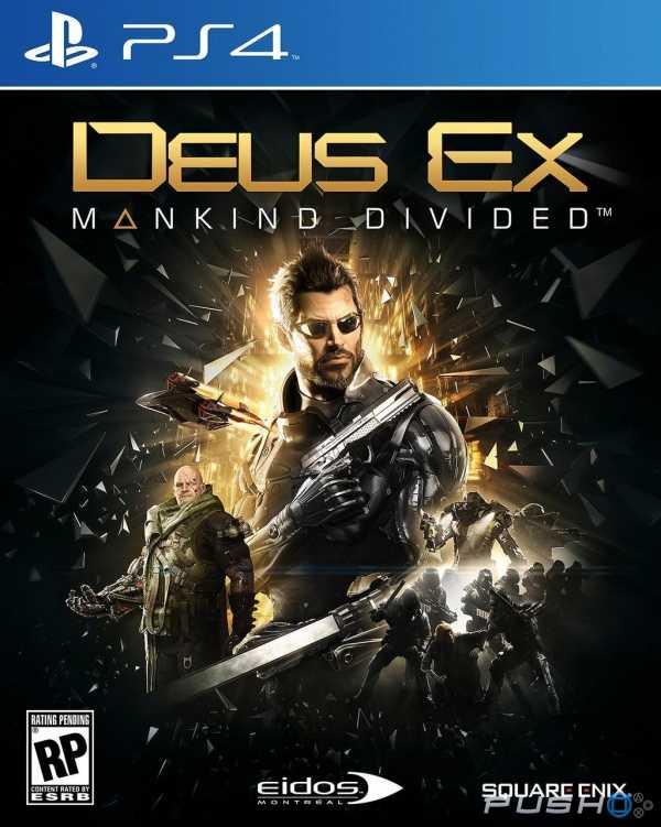 Купить Deus Ex. Mankind Divided (PS4) со скидкой 53%