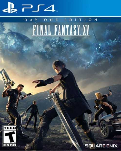 Купить Final Fantasy XV. Day One Edition (PS4) со скидкой 43%